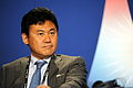 Hiroshi Mikitani at the 37th G8 Summit in Deauville 040.jpg
