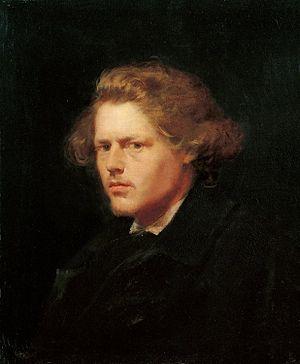 Rudolf Hirth du Frênes - Rudolf Hirth du Frênes (1867). Portrait by Wilhelm Leibl