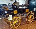 Histórico Fuerte Independencia, carruaje de Julio Argentino Roca Museo.jpg