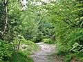 Historischer Grenzweg, Hier war die Grenze zwischen dem Großherzogtum Baden und dem Königreich Württemberg. - panoramio.jpg