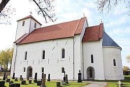 Hoff kirke på Østre Toten A