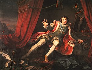 Hogarth, William - David Garrick as Richard III - 1745.jpg
