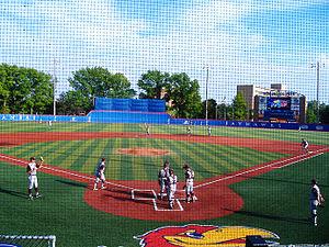 Hoglund Ballpark - Image: Hoglund Ballpark