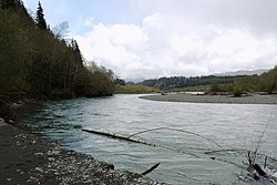 Clallam county washington wikipedia for Hoh river fishing report