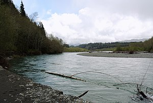 Clallam County, Washington - Hoh River
