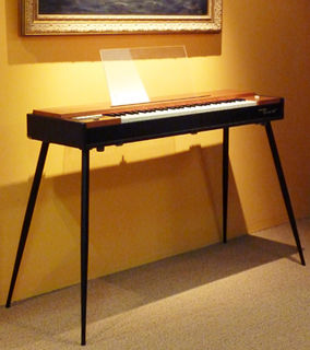 Clavinet Electric keyboard musical instrument