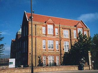 Holborn College - Holborn College in 2004