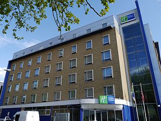 Holiday Inn Express - Holiday Inn Express, North End Road, Fulham, London