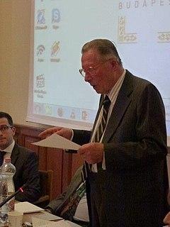 Imre Hollai Hungarian diplomat and politician