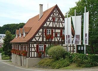 Holzmaden - Holzmaden-Town hall
