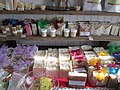 Home display of my sister's natural products (36314016796).jpg