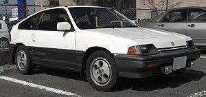 Honda Civic (third generation) - 1987 Honda CR-X