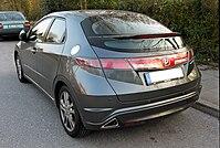 18a302edcc1 Honda Civic (eighth generation) - Wikipedia