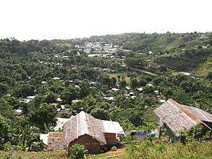 Honiara panorama