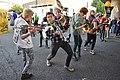 Honk Fest West 2014, Georgetown, Seattle - Yes Ma'am Brass Band 09 (14471604116).jpg