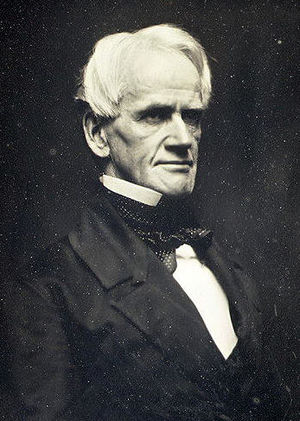 Horace Mann - Image: Horace Mann Daguerreotype by Southworth & Hawes, c 1850
