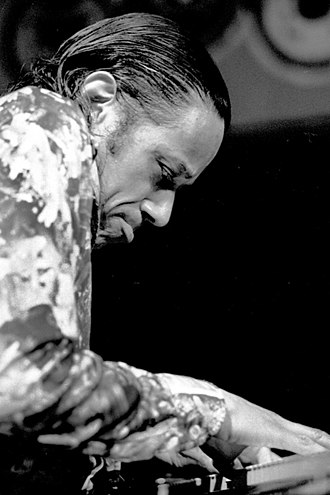 Horace Silver - Silver at Keystone Korner, San Francisco in 1978