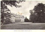 Horton Hall 1935 North View