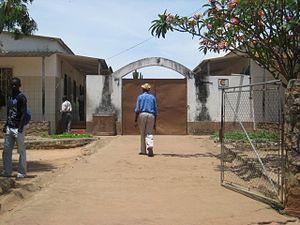 Benguela Province - Hospital Nossa Senhora da Paz in Cubal