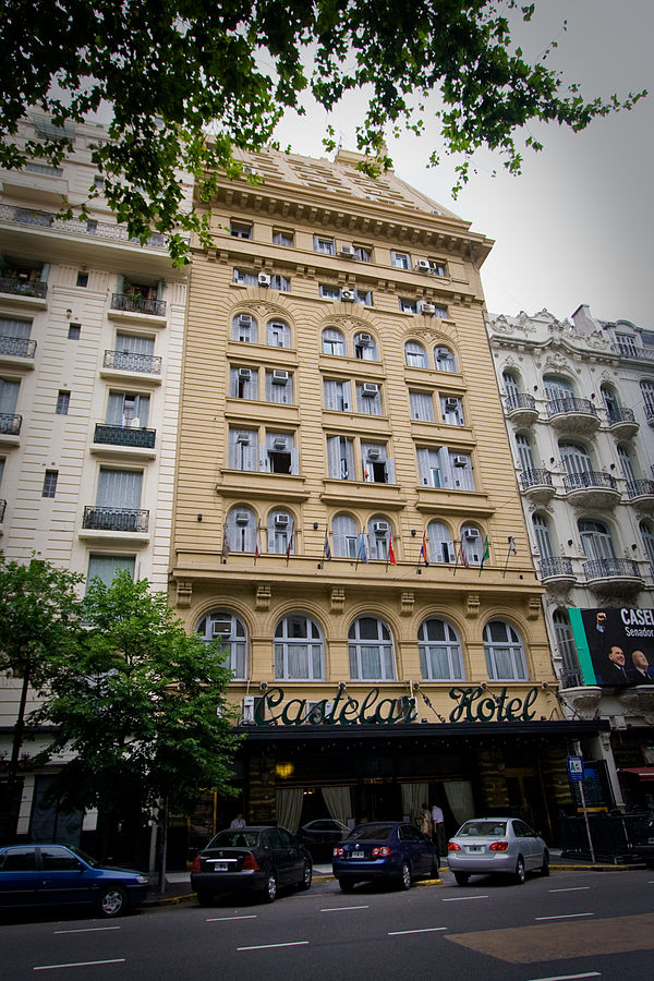 Hotels in buenos aires for Hotel luxury recoleta