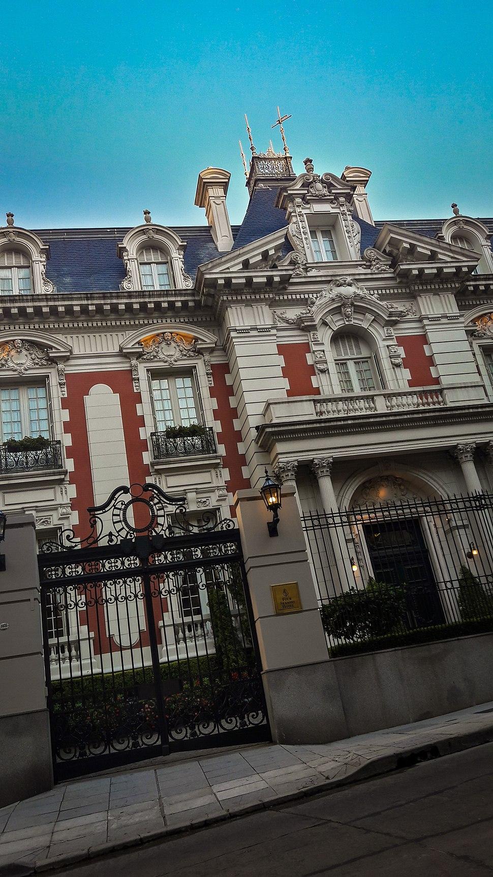 Hotel Four Seasons Buenos Aires Hotel - La Mansión