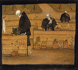 Hugo Simberg: The Garden of Death