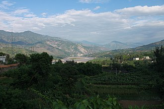 Liangshan Yi Autonomous Prefecture - Image: Huidong, Liangshan, Sichuan, China panoramio (3)
