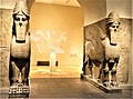 Human-Headed Winged Bull (Lamassu) - MET - Joy of Museums.jpg