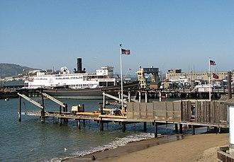 Hyde Street Pier - Hyde Street Pier