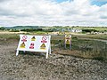 Hythe Ranges Keep Out Signs - geograph.org.uk - 1959201.jpg