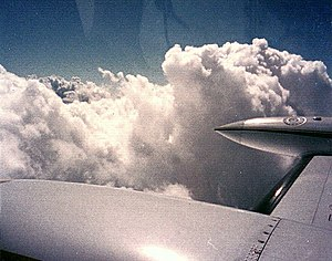 Instrument flight rules - IFR flying with clouds below