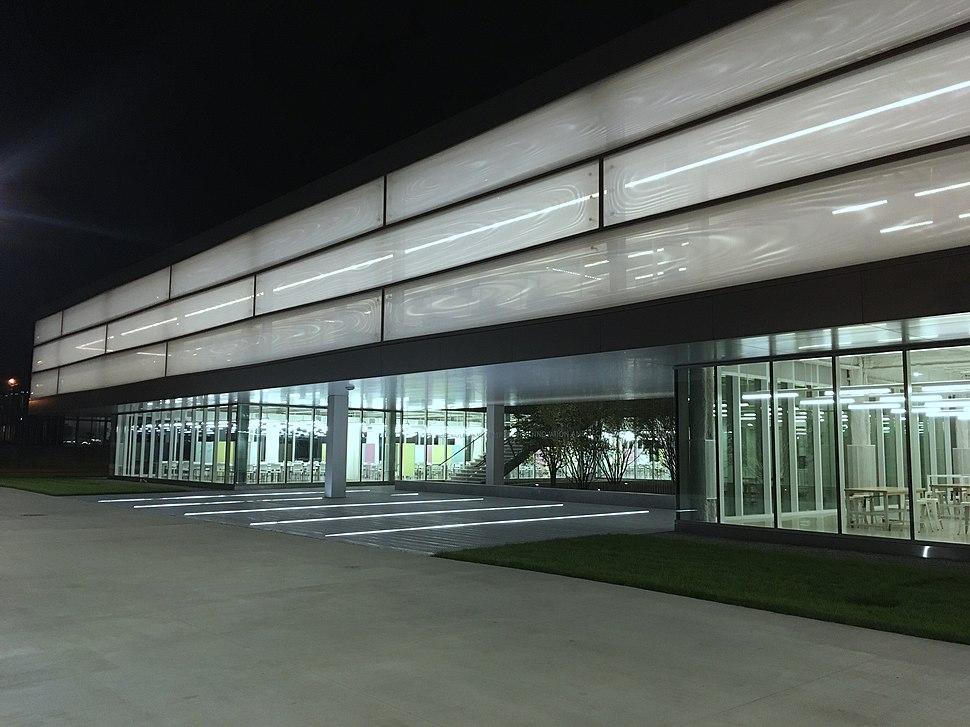 IIT Kaplan Institute Main Entrance