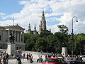 IMG 0166 - Wien - Parlament and Rathaus.JPG