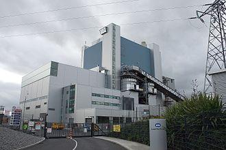 ESB Group - Lough Ree Power Station
