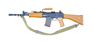 INSAS Rifle