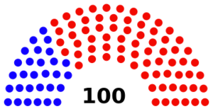 Indiana House of Representatives - Image: IN House Legislative Session 2015