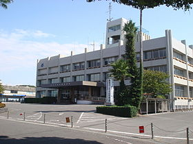 Ichikikushikino City Office.jpg