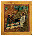 Icon of Women at the grave (Russia, 17 c.).jpg