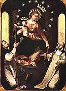 Icona Madonna Pompei
