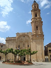 Iglesia de San Juan Bautista (Mas de las Matas,Teruel, España).JPG