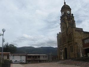 Sativasur - Image: Iglesia de Sativasur