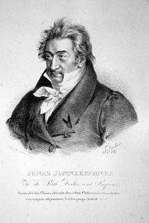 Ignaz von Sonnleithner Austrian lawyer