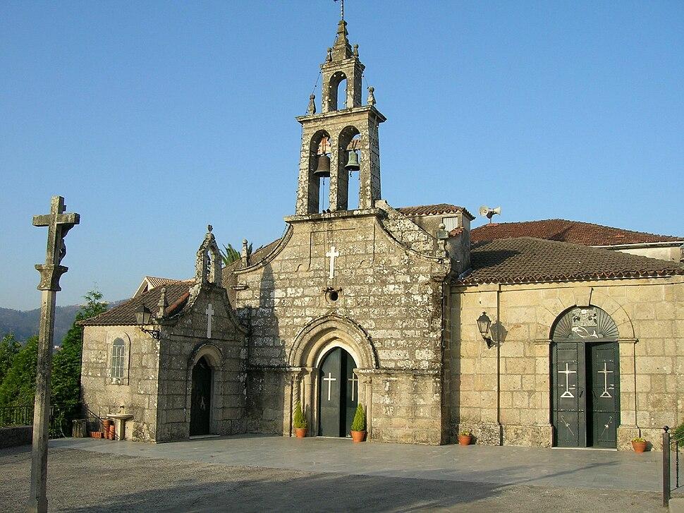 Igrexa de Santiago de Arcade, Soutomaior