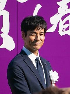 Ikki Sawamura Japanese actor