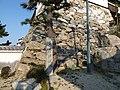 Imabari castle sekihi.JPG