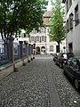 Impasse Hoffmeister, square Pfeffel (Colmar) (2).JPG
