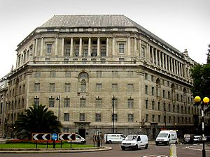Office of Gas and Electricity Markets - Image: Imperial Chemical House Lon