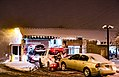 Impound Lot Arrivals - Tow Trucks at City of Minneapolis Impound Lot - Snow Emergency (24161184954).jpg
