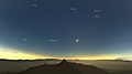 Impression of the 2019 solar eclipse from La Silla, with Spanish annotation.jpg