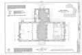 Independence Hall Complex, Independence Hall, 500 Chestnut Street, Philadelphia, Philadelphia County, PA HABS PA,51-PHILA,6- (sheet 9 of 45).png